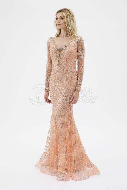 Small Size Evening Dress Y7552