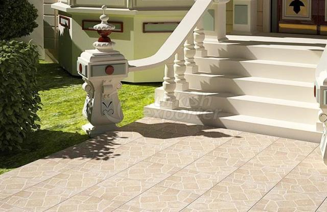 Outdoor Tiles Bsk Bornova