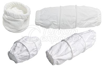 Plansifter bottom and top bags