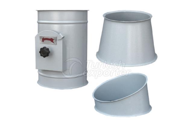 Flow equipment