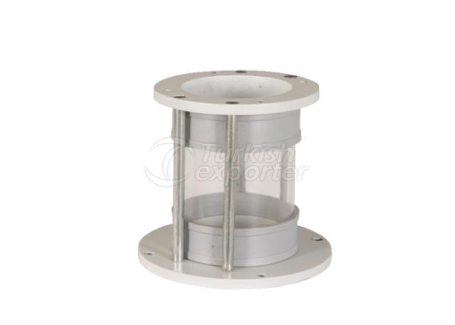 Glass of airlock