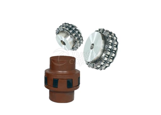 Gear and Coupling