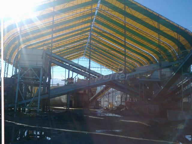 Steel Constructions - Tarpaulin