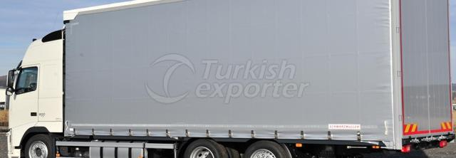 Tarpaulin For Trailers