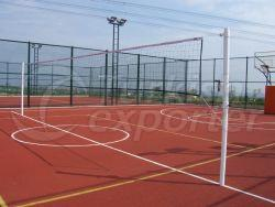 Volleyball Posts and Nets