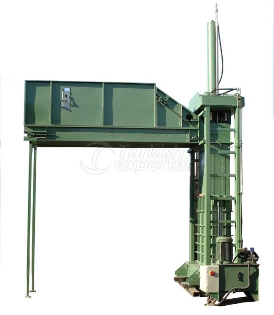Hydraulic Bale Press One Box
