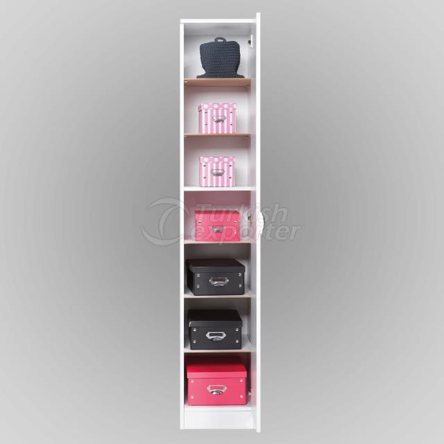 7 Shelves Shoe Cabinet