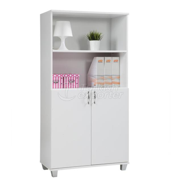 Tall Cabinet for Office