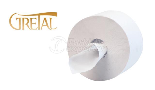 Center-Pull Smart Toilet Paper Gretal