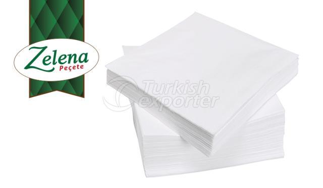 Extra Table Paper Napkins Zelena