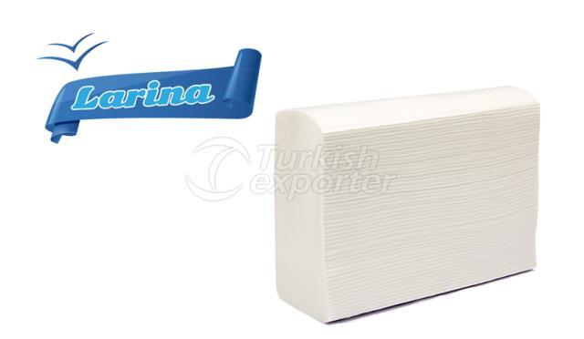 Z-Fold Hand Towel Larina
