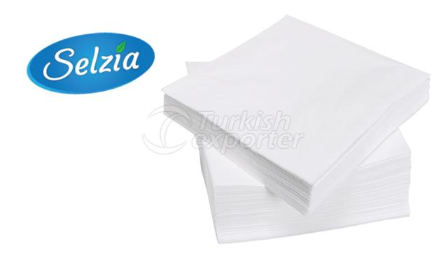 Table Paper Napkins Selzia