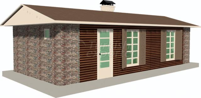 57,5m2 Composite House TheRelaxingR