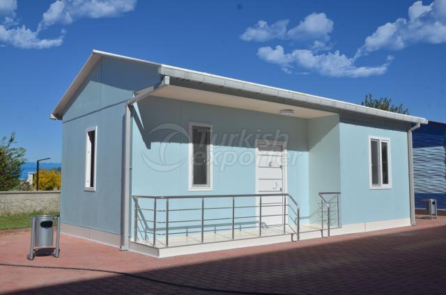 40 m2 Composite House (Modular)