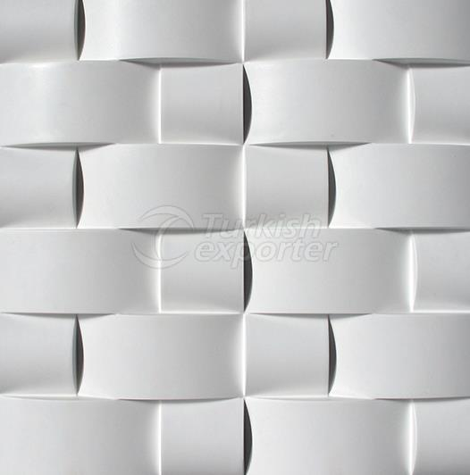 30.30017 3D Panel Braid Wall