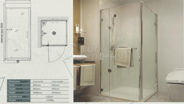 Unit Bathroom BM-0909
