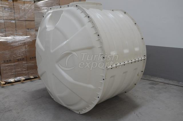 4 Ton Septic and Water Tank
