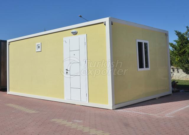 21 m2 Composite Container (Modular)