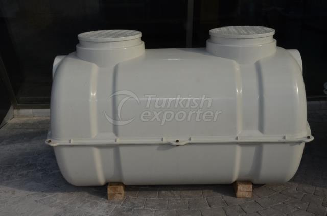 1 Ton Septic and Water Tank