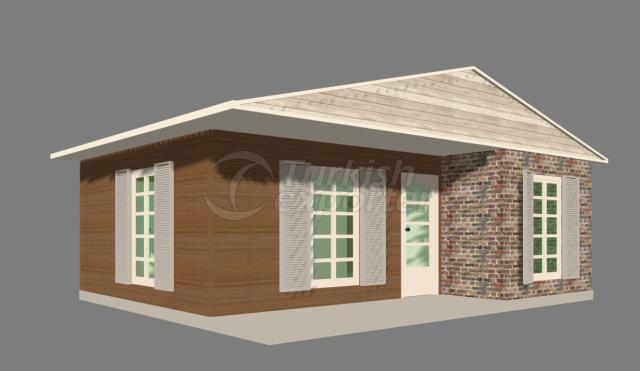 56m2 Composite House ShadowOfComfor