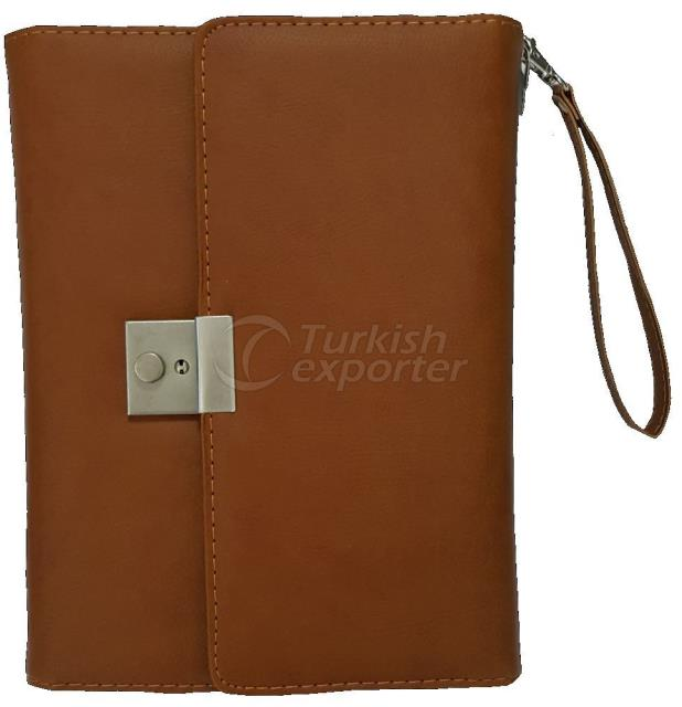Organizer Covered With Artificial Leather