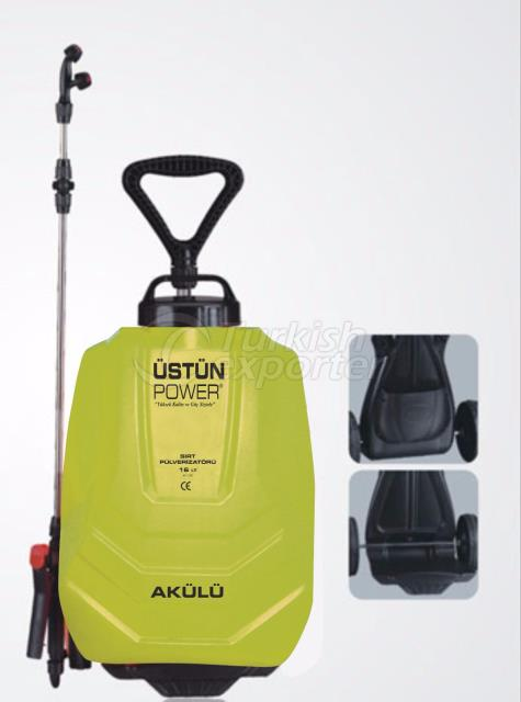 USTUNPOWER WHEEL SPRAYER