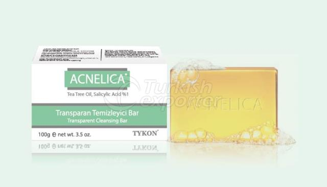 Acnelica Transparent Cleansing Bar