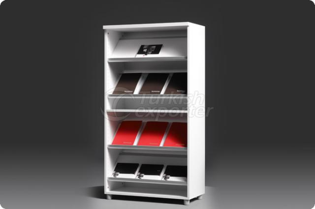 Magazine Rack Cabinets