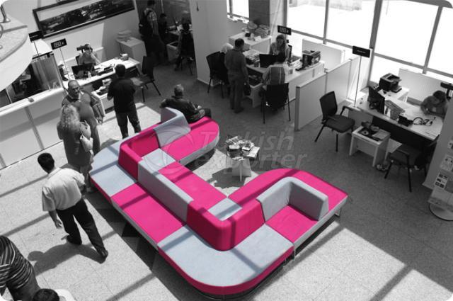Waiting Room Chairs Fluid