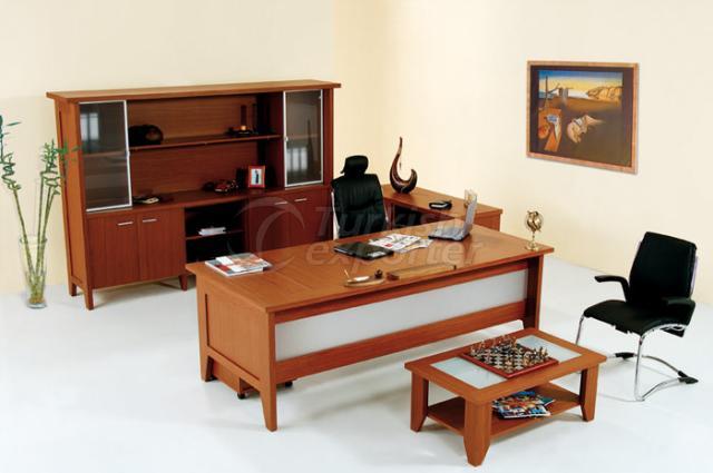Furniture Set - Cabinet Lidya
