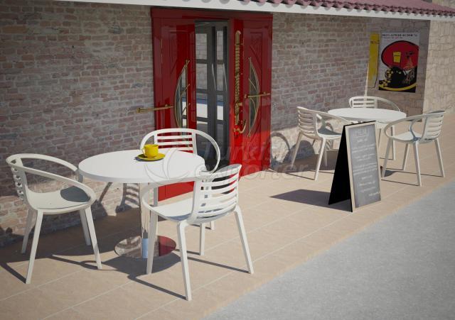 Cafeteria Sofas