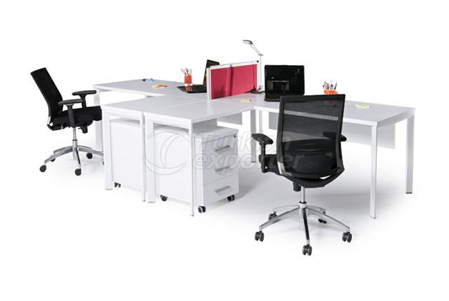 Operational Office Furniture Puzzle