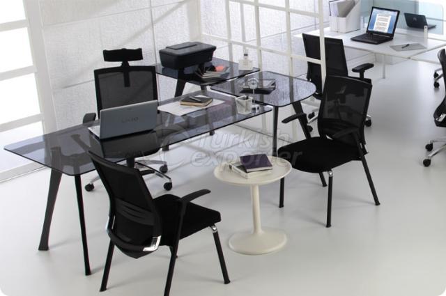 Furniture Set - Cabinet Stripe