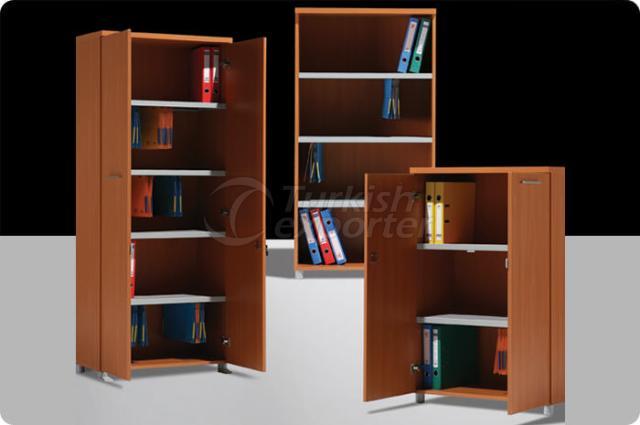 Metal Shelf Cabinets