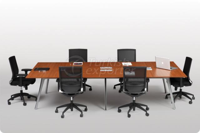 Meeting Tables Stripe