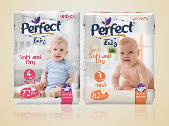 Perfect Baby Mega Pack Size