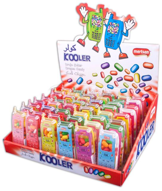 Kooler Dragee Candy Telephone