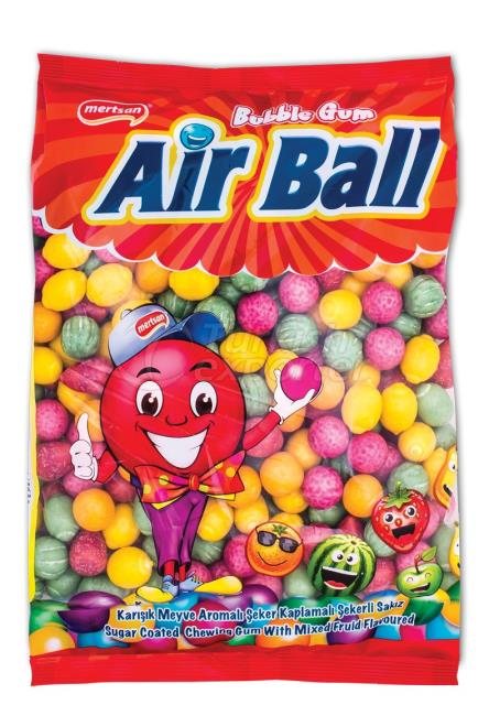 Airball Fruit Shaped Gum
