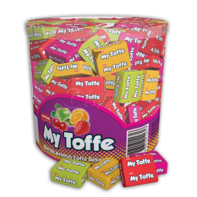 My Toffe Mix Soft Candy
