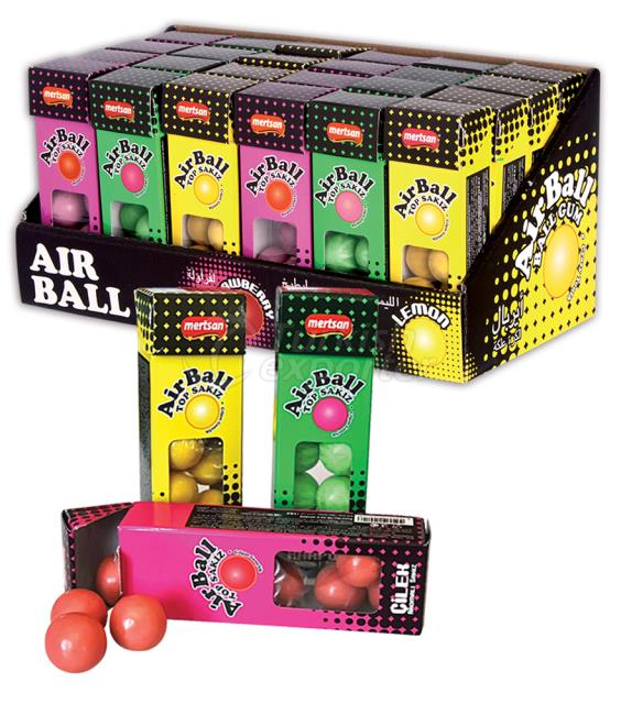 Airball Ball Gum Crazy Youth