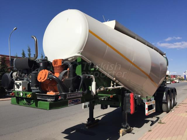 Cement Bulk Semi Trailer - 38 cbm