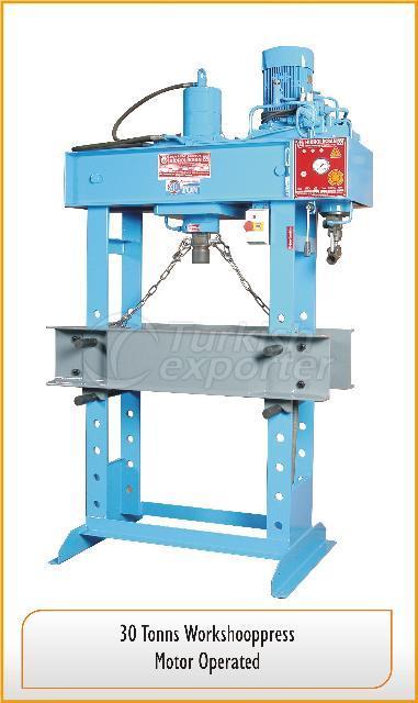 Hidroliksan Hydraulic Press