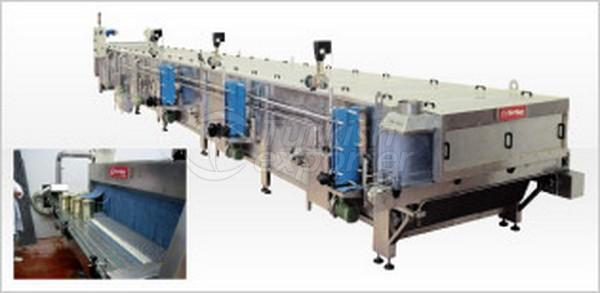 Full Automatic Pasteurization Systems