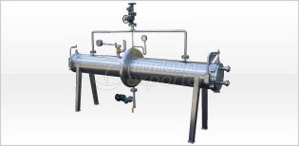 Tubular Pre Heating And Pasteurization