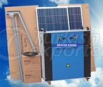 Solar Systems 2000W