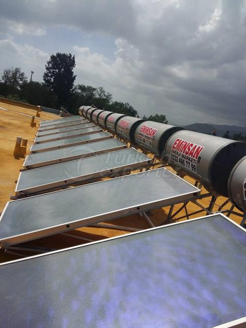 Solar Energy Hot Water System