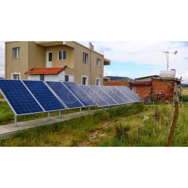Solar Electricity Generation