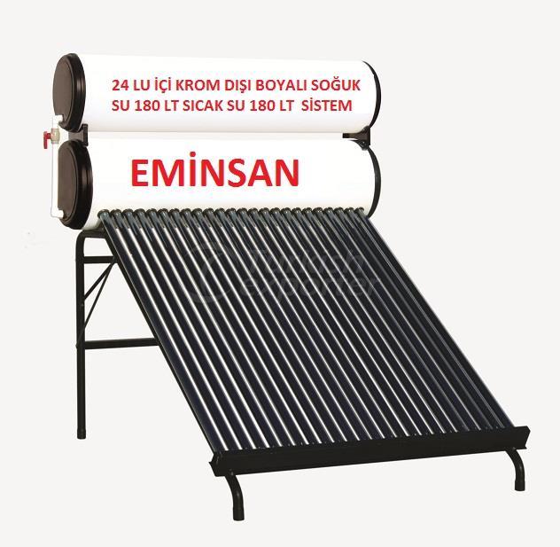 Vacuum Tube Solar Energy