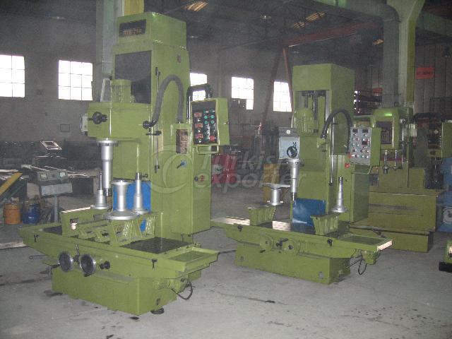 Used local fixed Cylinder Boring Machine (Rektas)