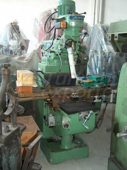 Used China Made Milling Machine